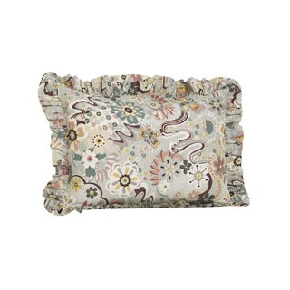 Penny Lane Ruffled Pillow Sham
