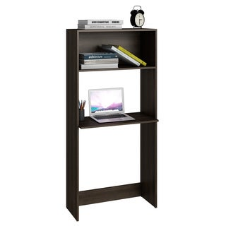 Accentuations by Manhattan Comfort Useful Parma 1-shelf Work Desk and Bookcase
