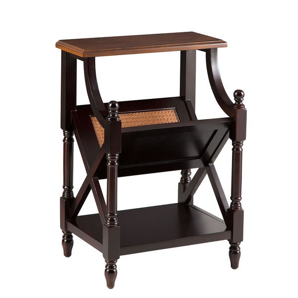 Bombay Console Table Camden Magazine Table - Free Shipping Today - Overstock.com - 18470651