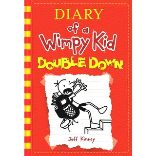 Diary of a Wimpy Kid: Double Down (Hardcover)