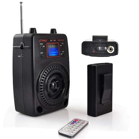 Pyle PWMA83UFM Public Address System