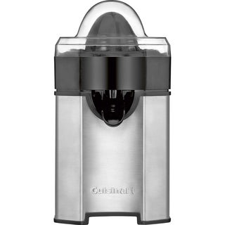Cuisinart CCJ-500FR Stainless Steel Pulp Control Citrus Juicer (Refurbished)
