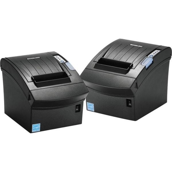 Bixolon SRP-350III Direct Thermal Printer - Monochrome - Desktop - Receipt  Print