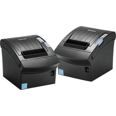 Bixolon SRP-350III Direct Thermal Printer - Monochrome - Desktop - Re