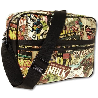 Marvel Comic Retro Messenger Bag