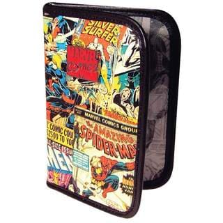 Marvel Comic Retro Passport Holder
