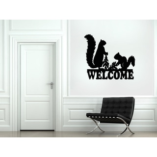 Welcome Proteins Wall Art Sticker Decal