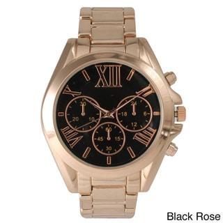 Olivia Pratt Men's Quality Decorative Chronograph Watch