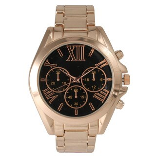 Olivia Pratt Men's Quality Decorative Chronograph Watch