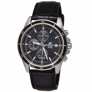Casio Men's EFR526L-1A Edifice Black Watch
