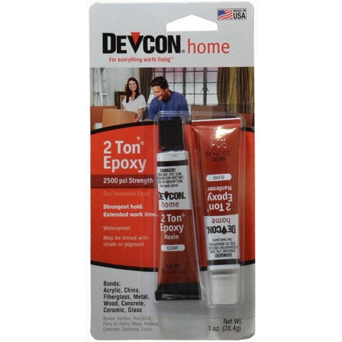 DEVCON Silicone Adhesive 1.76 oz. tube carded (50g) (Devc...