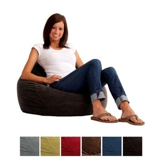 BeanSack Big Joe Ultra Dorm Lounger Bean Bag Chair