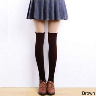 Thigh High Winter Socks