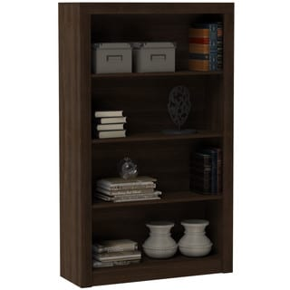 Accentuations by Manhattan Comfort Classic Olinda 4-shelf Bookcase 2.0
