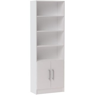 Accentuations by Manhattan Comfort Practical Catarina 6-shelf Cabinet