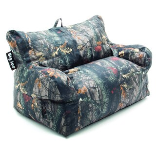 "BeanSack Big Joe Nature Print Bean Bag Dorm Sofa - 26""h x 48""w x 26""d"