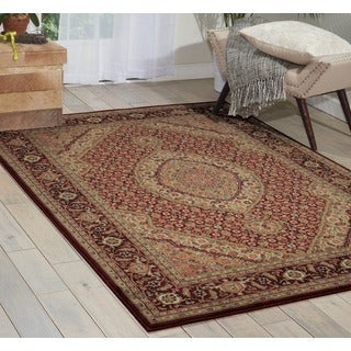 Nourison Persian Arts Brick Rug (3'6 x 5'6)