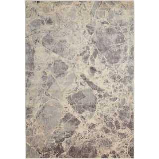Nourison Somerset Grey Rug (3'6 x 5'6)