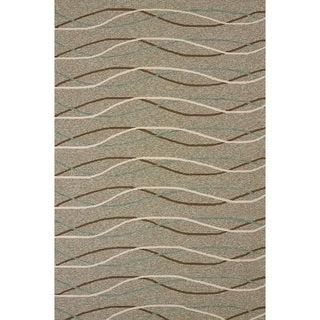 Piazza Mai Indoor/ Outdoor Accent Rug (1'11 x 3') (As Is Item)