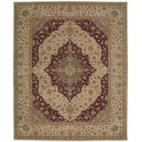 Nourison Heritage Hall Lacquer Rug