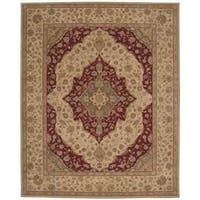 Nourison Heritage Hall Lacquer Rug - 9'9 x 13'9