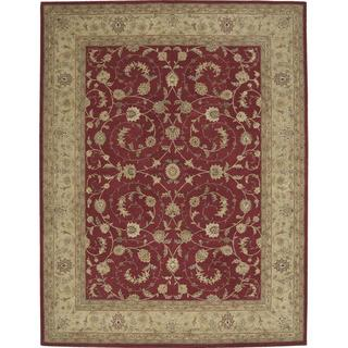 Nourison Heritage Hall Lacquer Rug (7'9 x 9'9)