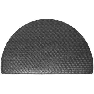 Memory Foam Half Circle Comfort Standing Mat (Black or Brown)