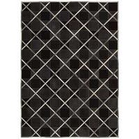 Barclay Butera Cooper Coal Area Rug by Nourison - 4' x 6'