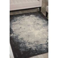 Nourison Maxell Ivory/Grey Rug