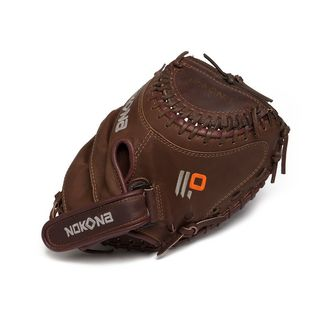 Nokona X2 Elite Performance Left Handed Thrower Closed Web 32.50-inch Catchers Mitt / Model X2-V3250/R Baseball Glove
