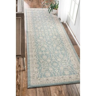 nuLOOM Traditional Persian Vintage Runner Rug (2'6 x 8')