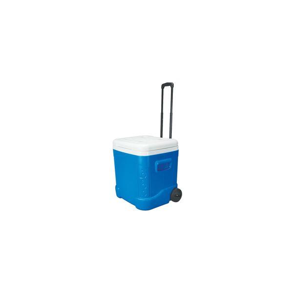 Igloo 45097 Ice Cube 60-quart Roller Cooler Blue