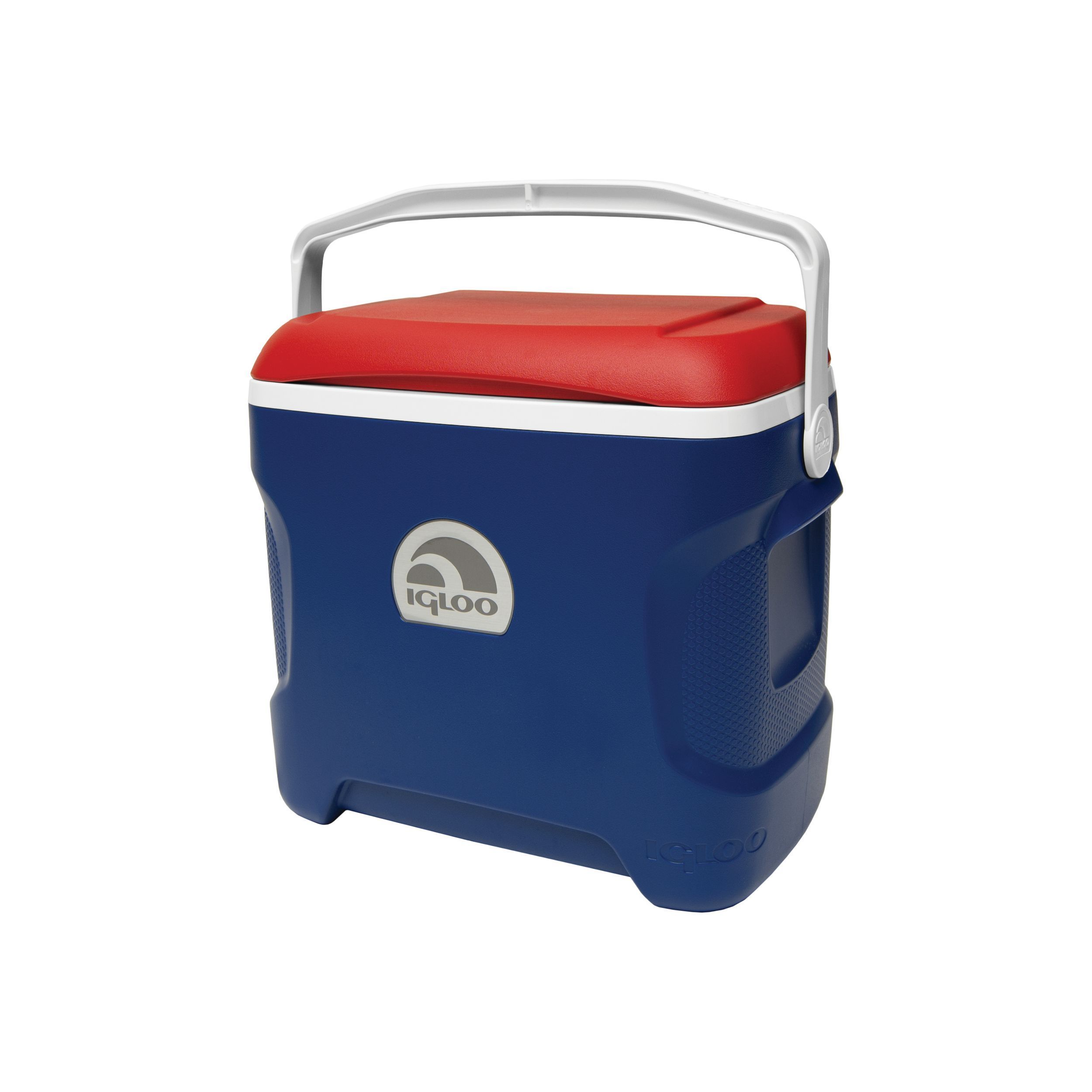 Igloo 44208 30-quart Contour Cooler Patriotic Color (Red ...
