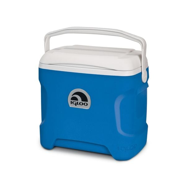 Igloo 44642 30-quart Contour Cooler Blue