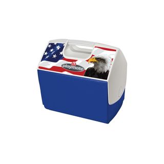 Igloo 43860 Playmate Elite American Flag and Eagle Cooler