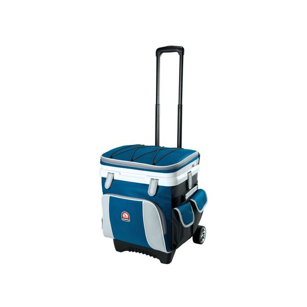 Igloo 57280 36 Can cool Fusion Maxcold Soft Top Roller Cooler