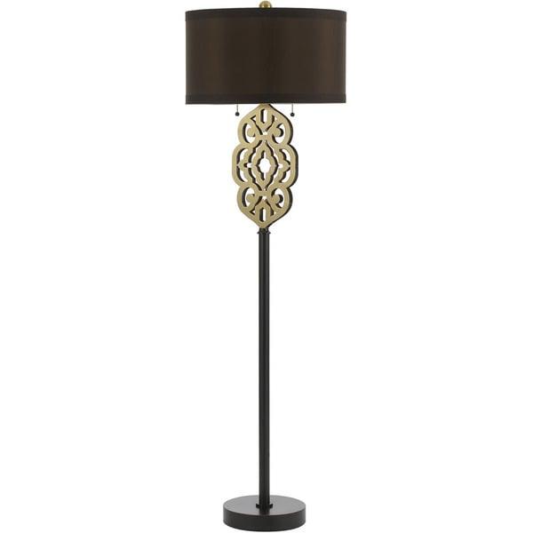 AF Lighting 8424-FL 8424 Floor Lamp - Brass