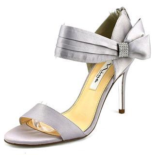 Nina Women's 'Cosmos' Satin Dress Shoes