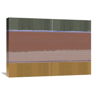 Naxart Studio 'Abstract Day' Stretched Canvas Wall Art