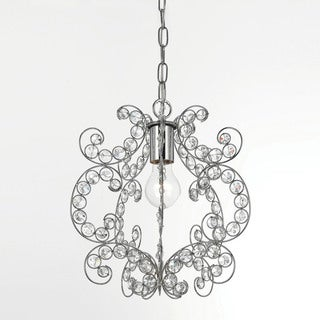 AF Lighting 8479-1H Rapture Mini Chandelier