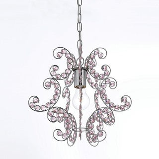 AF Lighting 8477-1H Sweet Dream Mini Chandelier