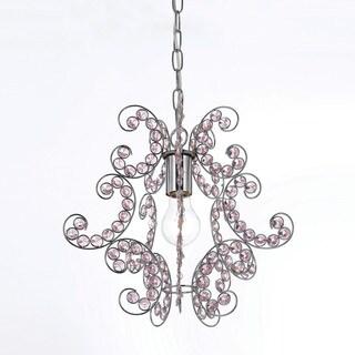 AF Lighting 8477-1H Sweet Dream Mini Chandelier
