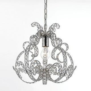 AF Lighting 8478-1H Splendor Mini Chandelier