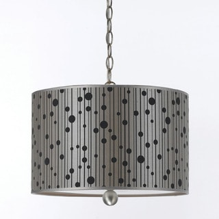 Candice Olson Grey Shade 8441-3H Drizzle Pendant