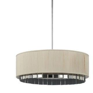 Candice Olson Ivory 8230-4H Garbo 4-light Pendant
