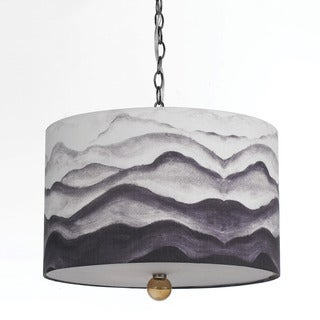 AF Lighting 8322-3H Mountain Air Pendant