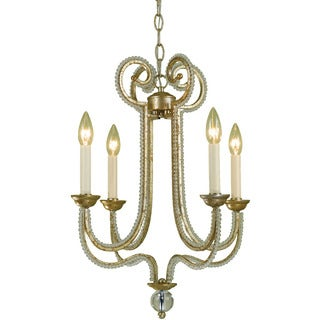 Candice Olson 6773-4H Camerson 4-light Chandelier