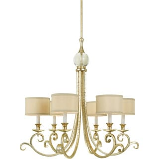 Candice Olson 7901-6H Lucy Chandelier