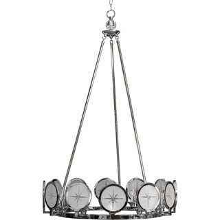 Candice Olson 7780-12H Cecil Chandelier