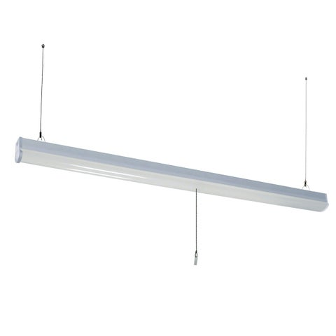 HomeSelects Integrated LED Utility Shop Light
